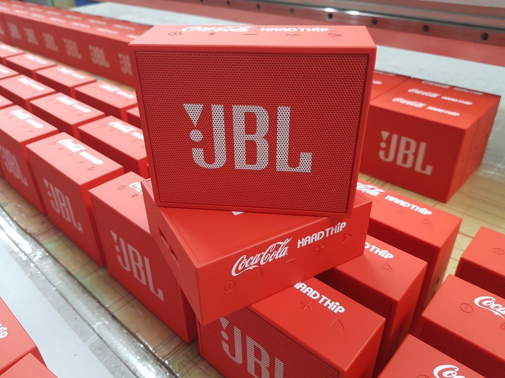 พิมพ์ยูวี JBL GO Portable Mini Bluetooth Speaker