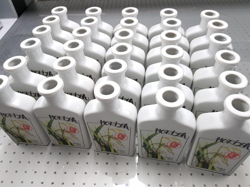 พิมพ์ขวดเซรามิค ceramic uv print