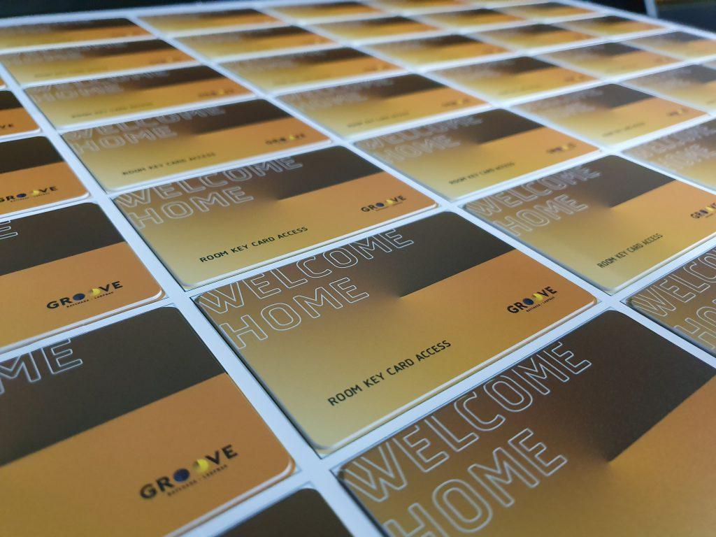 รับพิมพ์บัตร Keycard Keytag บัตรHID คีย์การ์ดเข้า ออกประตูอพาร์เมน คอนโด หอพัก