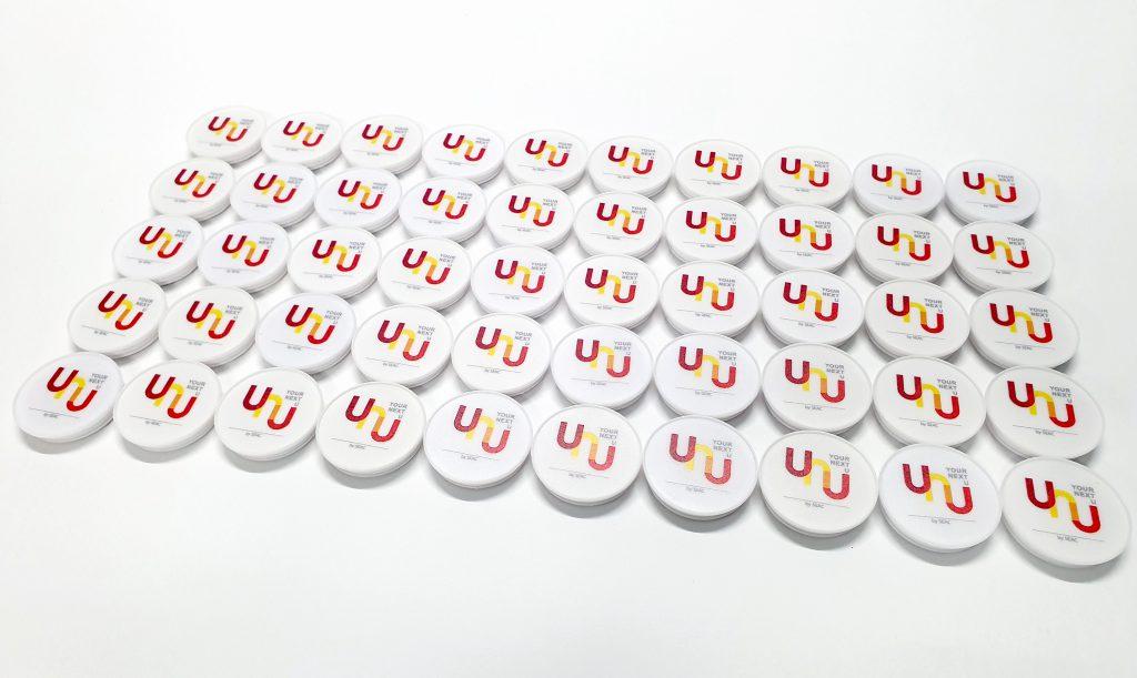 Pop Socket Grip Tok ที่ติดหลังมือถือ ติดเคส ลาย U Next U