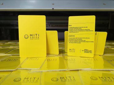 พิมพ์ Keycard คอนโด MITI CHIVA Kaset Station